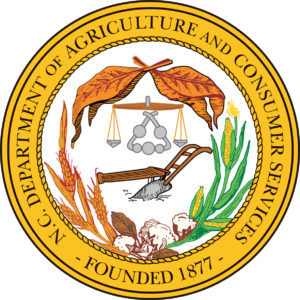 NC Department of Agriculture and Consumer Services