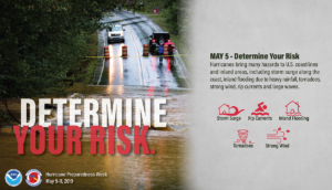 Determine Your Risk flyer image