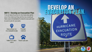 Develop an Evacuation Plan