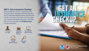 Get an insurance checkup